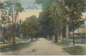 Historical Pine Street
