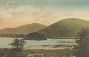 Hand-colored Stissing Mtn