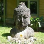 Eomega Statue